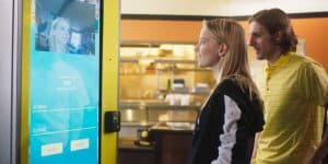 Facial recognition for credit card payments