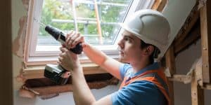 using a personal loan for replacement windows and doors
