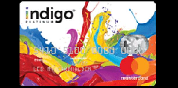 Indigo® Platinum Mastercard® Credit Card Review PrimeRates